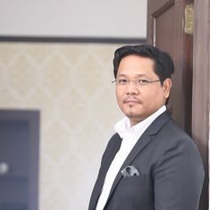 Meghalaya: Conrad Sangma wins trust vote, says government will be led by the National People's Party