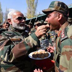 प्रधानमंत्री इस बार भी दीवाली सेना के जवानों के साथ मनाएंगे