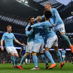 Premier League: Unstoppable Manchester City prove too good for Chelsea