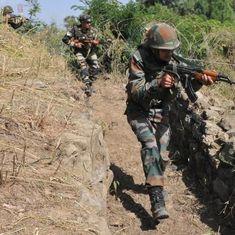 जम्मू-कश्मीर : मुठभेड़ में दो आतंकी और चार युवक मारे गए