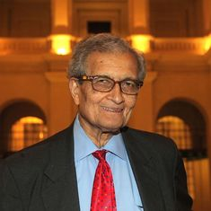 India has taken a 'quantum jump in the wrong direction' since 2014, says Amartya Sen