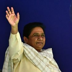 'BJP chants Ambedkar's name but oppresses Dalits': Mayawati takes on the saffron party