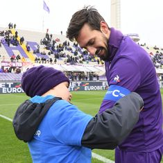 'He was a great player, a fantastic guy': Conte, Buffon and others mourn Astori's sudden death