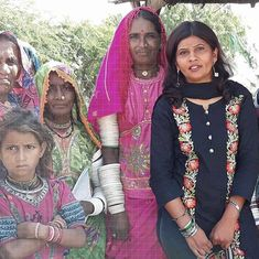 Video: Meet Krishna Kumari Kohli, Pakistan's first Dalit woman senator