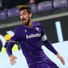 Judicial probe launched into footballer Davide Astori's death in Italy