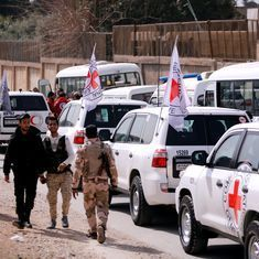 Syria: Aid convoy enters eastern Ghouta, but government authorities confiscate UN medical supplies
