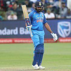 Twenty20 format is like the Premier League, says Rohit Sharma