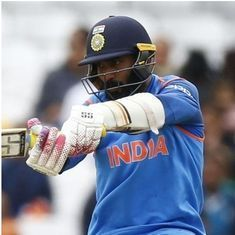 India's World Cup squad: Dinesh Karthik makes the cut, Rishabh Pant and Ambati Rayudu miss out