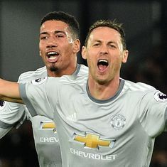 Premier League: Manchester United fight back from two goals down to beat Crystal Palace