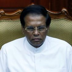 Tamil separatists are active abroad, says Sri Lankan president