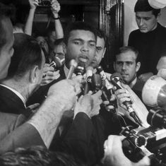 Video: When Cassius Clay became Muhammad Ali