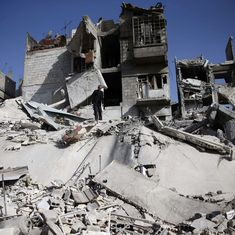 Syrian forces escalate attacks in Eastern Ghouta, 1,099 people have died in the past 3 weeks