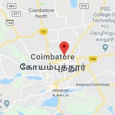 Coimbatore: Petrol bomb hurled at BJP  office, three men arrested