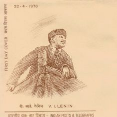 'The Russian-style British regime in India is doomed': What Vladimir Lenin wrote in 1908