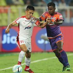 ISL 2018 semi-final 1st leg Pune City vs Bengaluru, as it happened: FCPC 0-0 BFC