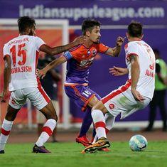 ISL: FC Pune City, Bengaluru FC play out dour goalless draw in semi-final 1st leg