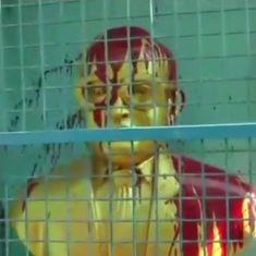 अब बीआर अंबेडकर की मूर्तियों पर हमले, तमिलनाडु में रंग फेंका, उत्तर प्रदेश में मूर्ति तोड़ी