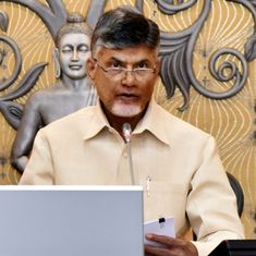 Andhra Pradesh CM Chandrababu Naidu says Amit Shah's letter is 'full of false information'