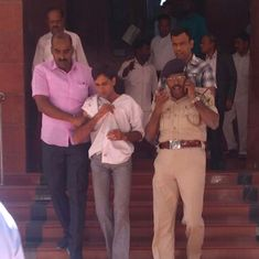Karnataka: Man who stabbed Lokayukta sent to police custody for five days