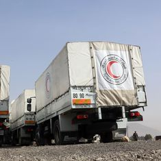 Syria: Convoy carrying relief supplies for Eastern Ghouta stopped amid reports of chlorine attack