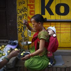 A project is training midwives in Nepal to stem rising suicides of pregnant women