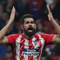 Football: Atletico Madrid's Diego Costa fined for tax fraud, avoids six-month prison sentence