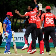 Afghanistan's World Cup hopes all but over after shock loss to Hong Kong