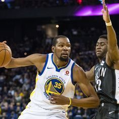 Kevin Durant signs new contract with NBA champions Golden State Warriors