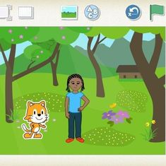 Technology isn't just helping children read stories, it can also make them active storytellers