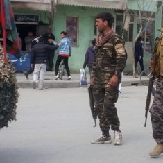 Kabul: At least seven killed, 22 injured in suicide attack
