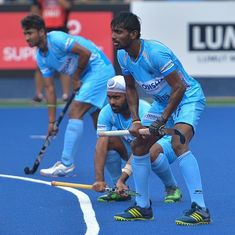 Sultan Azlan Shah Cup: Ireland register stunning come-from-behind win to end India's final hopes