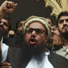 MEA says Pakistan trying to mainstream Hafiz Saeed, after court allows his party's registration