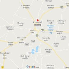 Uttar Pradesh: BR Ambedkar statue vandalised in Azamgarh, police searching for three accused
