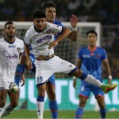 ISL semi-final, 1st leg: Thapa equaliser gives Chennaiyin FC away-goal advantage against Goa