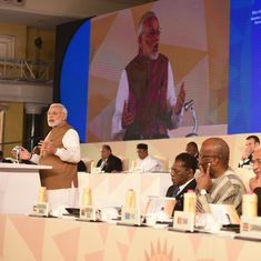 नरेंद्र मोदी को संयुक्त राष्ट्र का सर्वोच्च पर्यावरण सम्मान