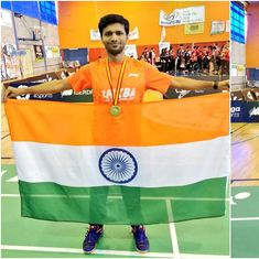 Sukant Kadam, Manasi Joshi strike gold for India at Spanish Para-Badminton International