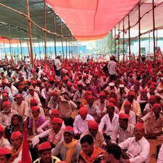 Video: Why 30,000 farmers from across Maharashtra walked 180 km to protest in Mumbai