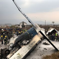 Captain of plane that crashed in Nepal was 'emotionally disturbed', says inquiry report: AFP
