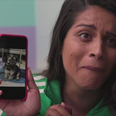 Watch: Superwoman aka Lilly Singh pokes fun at dog owners by behaving like one of them