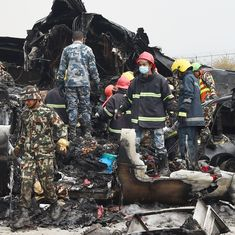 The big news: Bangladesh plane crashes with 71 on board in Nepal, and nine other top stories
