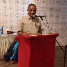 Rajya Sabha polls: Gujarat Congress leader PK Valera files nomination as an independent