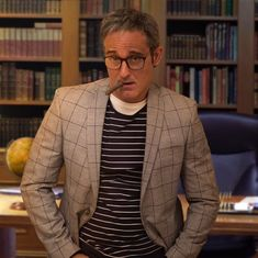 Akshaye Khanna to play Sanjaya Baru in 'The Accidental Prime Minister' adaptation