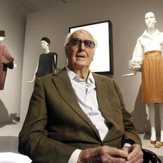 Video: Legendary French fashion designer Hubert de Givenchy dies at 91