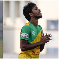 I-League team of the season: Michael Soosairaj, Chencho Gyeltshen, Dipanda Dicka make the cut