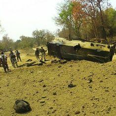 नक्सली हमले में सीआरपीएफ के नौ जवान शहीद होने सहित दिन के बड़े समाचार