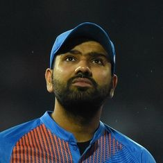 Asia Cup a great opportunity to get the combination right for the World Cup: Rohit Sharma