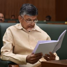 Andhra Pradesh CM Naidu accuses Centre of using tax revenue from the south to fund northern states