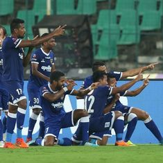 ISL: Jeje stars with brace as Chennaiyin FC down FC Goa 3-0 to enter final