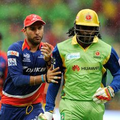 Will get money's worth if Gayle, Yuvraj can win even two-three games, says KXIP mentor Sehwag