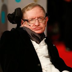 Five scientists explain why Stephen Hawking was important to them – and the world